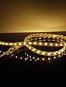 Vandtæt 10W / M 5050 SMD Warm White Light LED Strip Lamp (220V, Længde vælges)