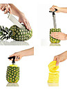 1 Pineapple Peeler & Grater For Fruit Stainless Steel Creative Kitchen Gadget High Quality