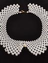 Pearl Temperament Fake Collar Necklace