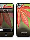 """да-CODE ™ кожи для iphone 5/5s: """"Кленовый лист"""" (растения серия)"""