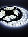5M 15W 300x3528SMD White Light LED Strip lampe (DC 12V)