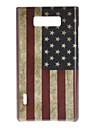 LG Optimus를위한 레트로 스타일 미국 국기 본 단단한 케이스 L7 P705