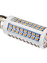 E27 112x3528 SMD 5.5-6W 750LM 2800-3500K 주백색 LED 콘전구 (220-240V)