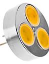 G4 4W 330-370LM 3000-3500K Warm White Light LED Spot Bulb (12V)