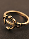 Personality Anchor Elegant Ring