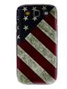 Vintage America Pattern Hard Case for Samsung Galaxy S3 I9300