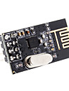 Upgraded 2.4GHz NRF24L01 Wireless Transceiver Module for (For Arduino) - Black