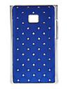 Diamond Look Hard Protective Case for LG E400(Optimus L3) (Optional Colors)