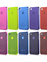 Ultra-thin Grind Arenaceous Back Case for iPhone 4/4S(Assorted Color)