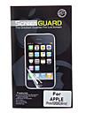 Professionale Specchio LCD protezione dello schermo con panno di pulizia per iPhone 5/5S/5C