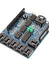 (For Arduino) UNO Duemilanove Sensor Shield V4 Digital Analog Module