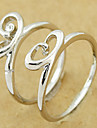 Silver Wedding Couple's Ring(Random Color,A Pair) Promis rings for couples