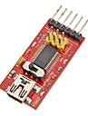 FTDI Basic Program Downloader USB to TTL FT232 for (For Arduino)