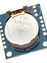 (Para arduino) modulo de relogio 24C32 tempo real DS1307 I2C RTC DS1307
