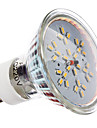 3W GU10 Focos LED MR16 30 SMD 3014 240 lm Blanco Calido AC 100-240 V