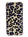 Мерцающий леопардовым принтом PC Жесткий чехол для iPhone 5C (разных цветов)