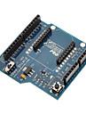 Funk-Steuermodul fuer v03 Schild (fuer Arduino) (funktioniert mit offiziellen (fuer Arduino) Platten)