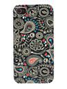 Parameciums Pattern PC Hard Case for iPhone 4/4S