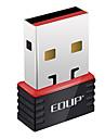 EDUP EP-n8508 802.11b/g/n의 무선 USB 어댑터 150Mbps의