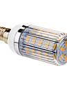 E14 6w 36x5730smd 420LM 2800-3000K는 백색 빛 LED 옥수수 전구 (220V)