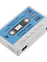 TF Card Reader MP3 Player Tape Shape White