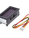 V099 0-99.9V Три-Wire питания 4.0-30V Цифровой / Цифровой вольтметр повязка предохранение от полярности