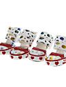 Gatos / Caes Sapatos e Botas Vermelho / Azul / Rosa Verao Algodao / Pele PUCao Sapatos