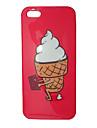 Pour Coque iPhone 5 Motif Coque Coque Arriere Coque Dessin Anime Dur Polycarbonate pour iPhone SE/5s/5