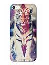 Dure de cas modèle Tiger Star pour iPhone 5/5S