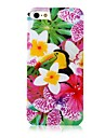 Case silicone souple Motif Morning Glory pour iPhone 4/4S