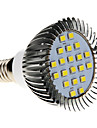 5W E14 LED Corn Lights MR16 20 SMD 2835 370-430 lm Cool White AC 220-240 V