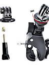 GoPro välineet Tripodi / Ruuvi / KiinnitysVarten-Toimintakamera,Gopro Hero 5 / Gopro 3/2/1 PVC