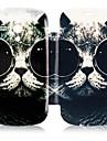 Monocle Couro Cat caso de corpo inteiro para Samsung Galaxy S3 Mini I8190