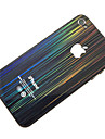 Meteor Shower Pattern Front & Back Body Sticker for iPhone 4/4S