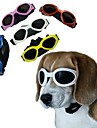 Dog Sunglasses - XS / S / M - Spring/Fall - Red / White / Blue / Pink / Yellow - Cosplay - Mixed Material