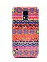 용 삼성 갤럭시 케이스 패턴 케이스 뒷면 커버 케이스 라인 / 웨이브 PC Samsung S5