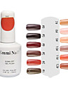 UV Gel Colorful Nail Polish (15ml,1 Bottle)