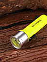 IPX8 Cree XR-E 6500K 100LM IPX8 1-LED Diving Flashlight (4xAA)