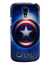Star Pattern Hard Back Cover Case for Samsung Galaxy S4 Mini I9190