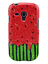 vannmelon gen tpu IMD case for samsung galaxy s3 mini i8190