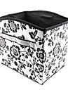 Flower Pattern Convex Type Storage Box