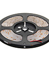 Waterproof 5M 24W 300x3528 SMD Cool White Light LED Strip Lamp (DC 12V)