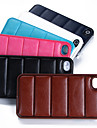 JOYLAND Bread sofa Solid Color PU Leather iPhone 4/4S (Assorted Color)