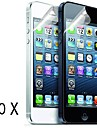 [10-Pack] High Quality Matte Anti-Glare Screen Protectors for iPhone 5/5S