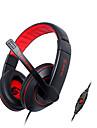 Auriculares Senic G9 Hi-Fi Stereo para Gamers con Microfono y Reduccion de Ruido