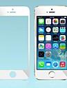 Цвет зеркальной поверхности Премиум надежная защита от повреждений Закаленное стекло экрана Защитная пленка для iPhone 5/5S/5C