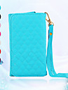 Elonbo J7H Fashionable Zip Purse PU Leather Full Body Case Cover for Samsung Galaxy Note 2/3 (Assorted Colors)