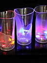 Coway The Bar Dedicated Light-Emitting LED Nightlight Vase Glass