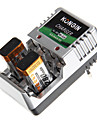 carregador de bateria para kongin aa/aaa/9v/ni-mh/ni-cd com Plug UE (incluido 2xbp9v300)