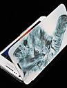 Pour Samsung Galaxy Coque Etuis coque Clapet Motif Coque Intégrale Coque Chat Cuir PU pour Samsung S2